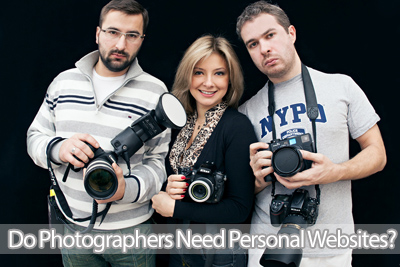 Do Photographers Need Personal Websites