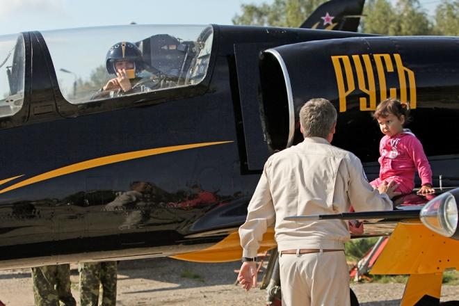 RUSS aerobatic team