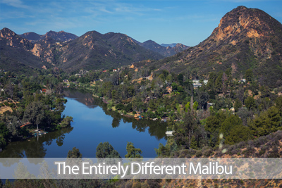 The Entirely Different Malibu