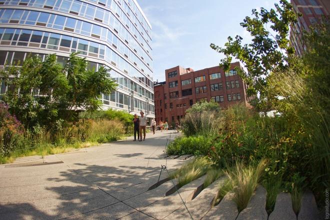 The High Lane Park, New York